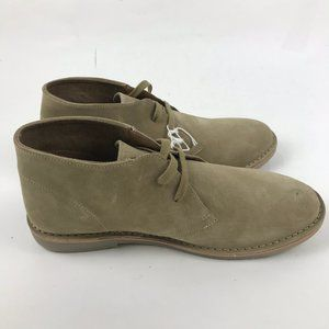 American Eagle Tan Suede Chukka Boots Size 10